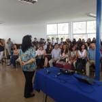 Ceremonia de Entrega de Ultima Colación a los alumnos de Cuarto Medio