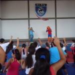 Zumbathon solidaria en apoyo a la Teletón 2014