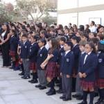 Acto de Inauguración Año Escolar 2015