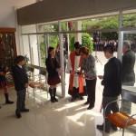 Ceremonia de Corte de Cinta por celebración de 40 años del Colegio