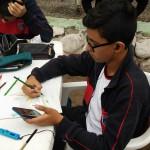 Destacada participación de alumnos en IV Concurso Pictórico ADEP
