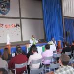 Misa por Día del Padre en Colegio