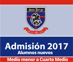 Admisión 2017