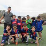 """Campeonato de Fútbol """"Copa Colegio San Jorge"""""""