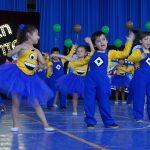 Gala Artística Jardín Infantil y Primeros niveles de Enseñanza Básica