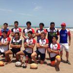 Equipo Juvenil de Five Rugby se titulo Campeón Regional Escolar