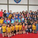 """Campeonato de Voleibol Copa """"Colegio San Jorge"""""""