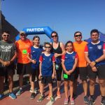 Participación en corrida por Día de la Actividad Física