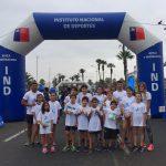 Participación del Colegio en Actividades Deportivas