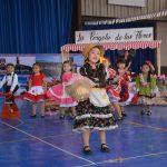 Muestra Folclórica del Jardín Infantil