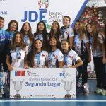 Selección de Voleibol logra Vicecampeonato a nivel nacional
