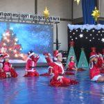 Gala Artística Navideña de Jardín Infantil y Primeros y Segundos Básicos