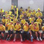 Actividades del Primer Ciclo Básico en el 43° Aniversario del Colegio