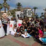 Colegio San Jorge participa en Pasacalle Conmemorativo