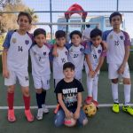 Partidos amistosos de seleccionados de Fútbol