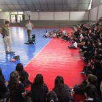 Visita de Carabineros de Chile a nuestro Colegio
